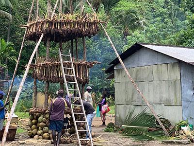 Dapera-village